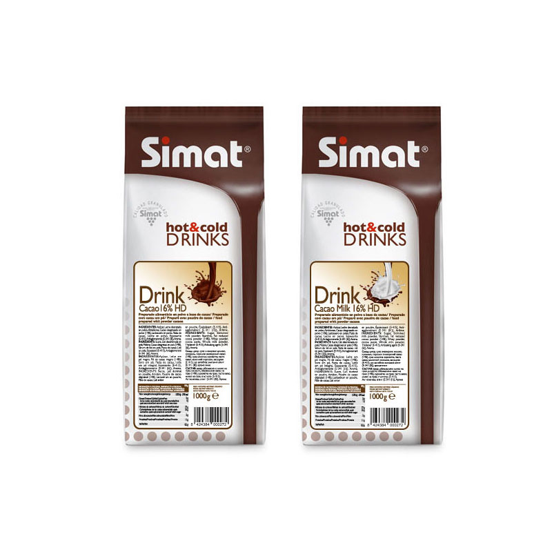 Simat Cocoa Drink16% HD