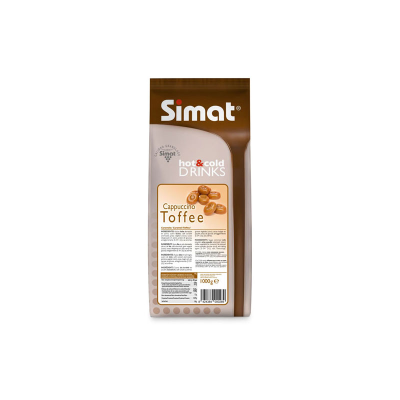 Simat Toffee cappucino